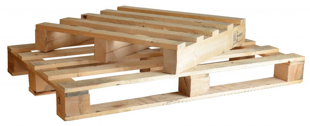 Holz Holzbeden Holzpalette Einwegpalette Kiste Packkiste Latten Binden