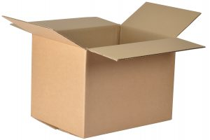 Schachtel, Karton, Box, Pappe, Papierschachtel, Wellkarton