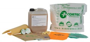 VCI Hilfsmittel Schaum Folie Papier Beutel Tüten Etiketten Oel Öl Öle Emitter Rostmittel