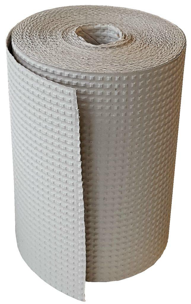 Papier Polster Material Ersatz für Luftpolsterfolie