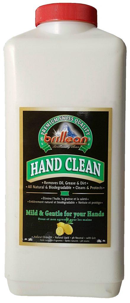 Handseife Hand Clean Brillean Brilleon Swiss Quality